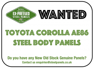 wanted Toyota  Corolla