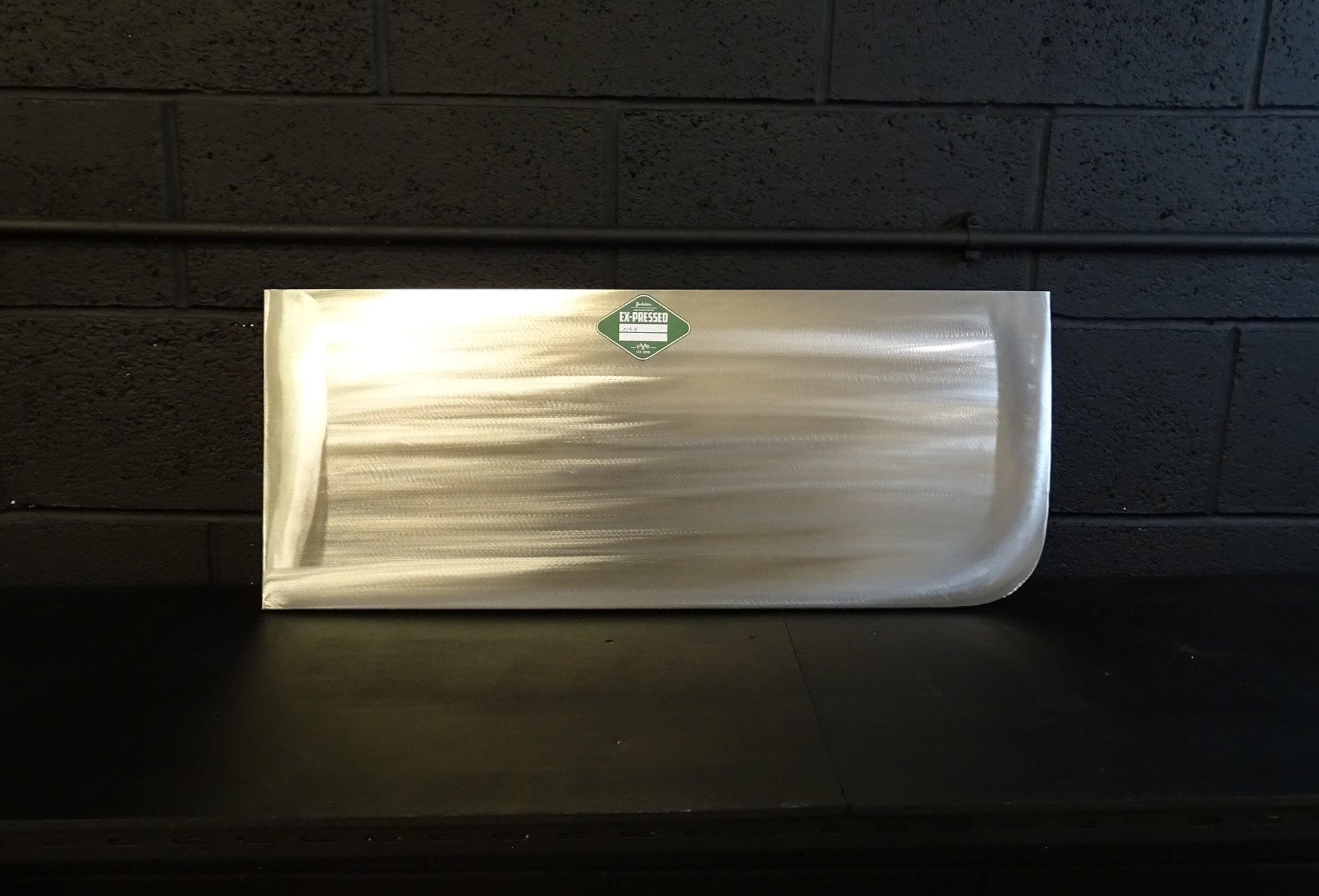 Ford Consul / Zodiac / Zephyr right-hand front lower door skin front view