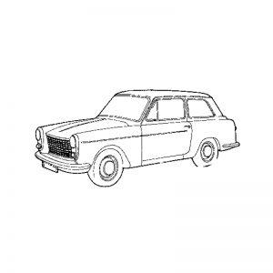 Austin - A40