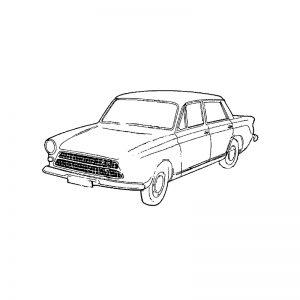 Lotus Cortina Mk 1