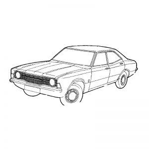 Cortina Mk 3