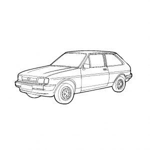 Fiesta Mk 2