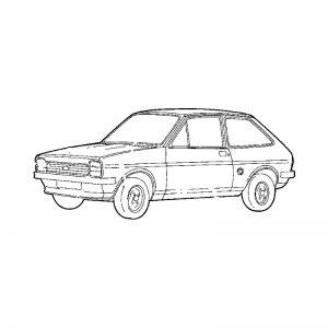Fiesta Mk 1