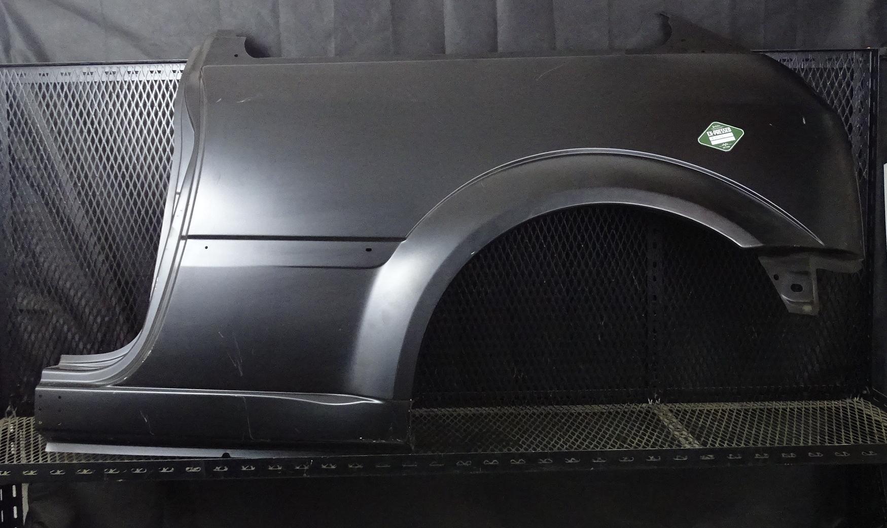 L H Rear Quarter Panel Genuine