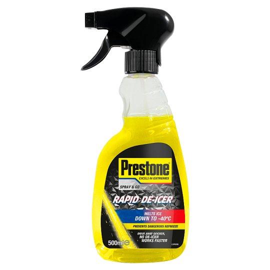 PRESTONE TRIGGER DE-ICER 500ML
