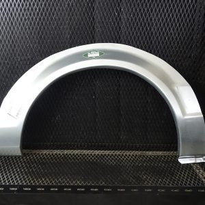 Ford Escort MK3 and MK4 right-hand arch repair - pattern