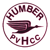 Post Vintage Humber Car Club