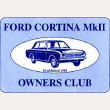 Ford Cortina MK2 Owners Club
