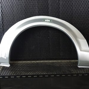 Ford Escort MK3 and MK4 left-hand arch repair - pattern