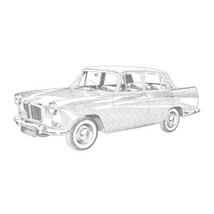 MG Magnette MK III / MK IV